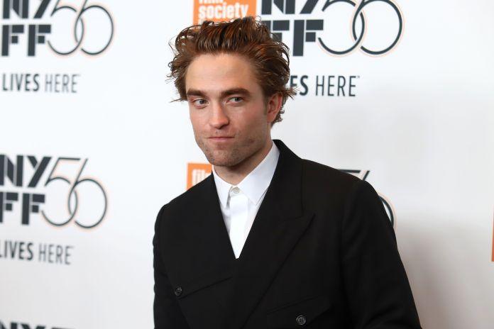 Shutterstock - Robert Pattinson - JStone