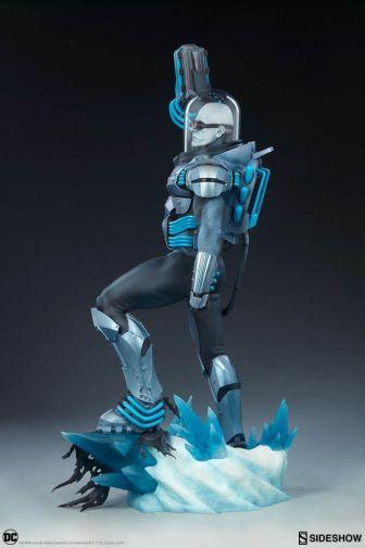 Sideshow - Batman - Mr Freeze - 07