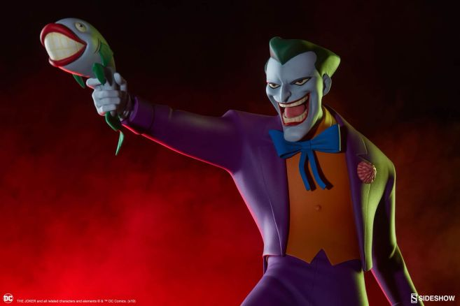 Sideshow - Batman the Animated Series - Joker - 24