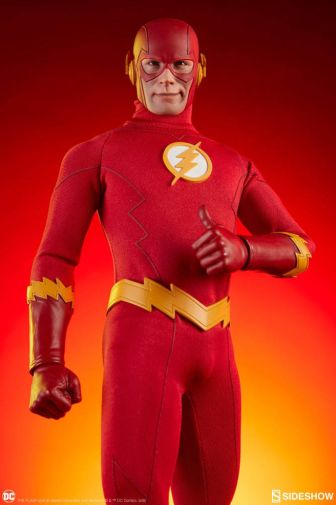 Sideshow - The Flash - Sixth Scale The Flash - 04