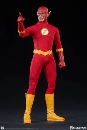 Sideshow - The Flash - Sixth Scale The Flash - 05