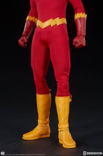 Sideshow - The Flash - Sixth Scale The Flash - 12