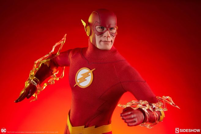 Sideshow - The Flash - Sixth Scale The Flash - 16