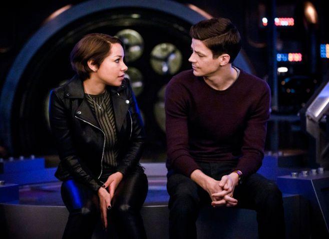 The Flash - Season 5 - Ep 22 - 01