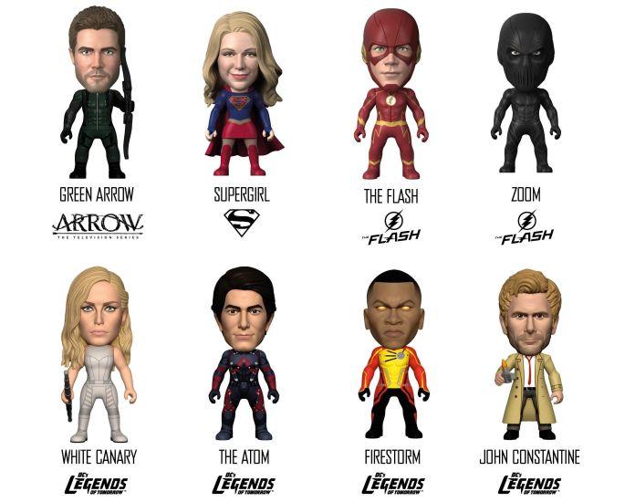 Titans - Arrowverse - Group Shot - Featured