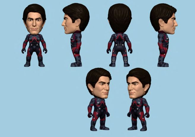 Titans - Arrowverse - The Atom - 01