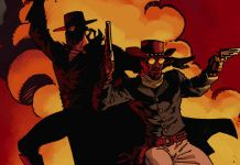 Django and Zorro - Issue 7 - Featured