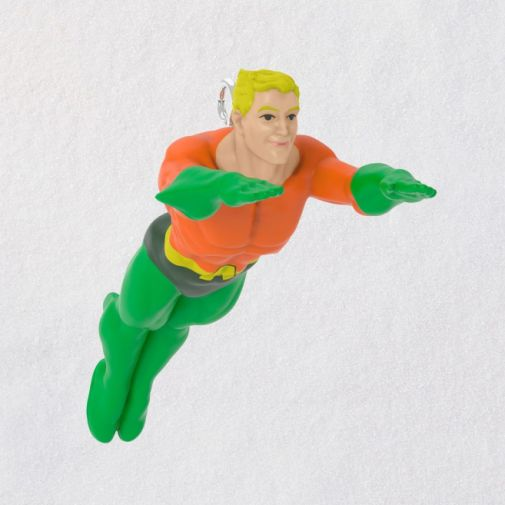 Hallmark - Keepsake Ornaments - 2019 - Aquaman - 01