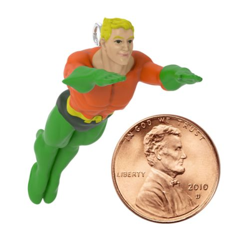 Hallmark - Keepsake Ornaments - 2019 - Aquaman - 04