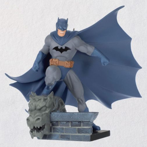 Hallmark - Keepsake Ornaments - 2019 - Batman - 01