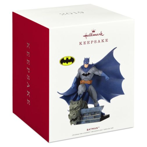 Hallmark - Keepsake Ornaments - 2019 - Batman - 03