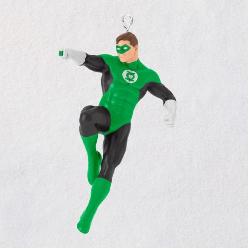 Hallmark - Keepsake Ornaments - 2019 - Green Lantern - 01