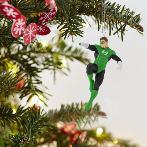 Hallmark - Keepsake Ornaments - 2019 - Green Lantern - 02