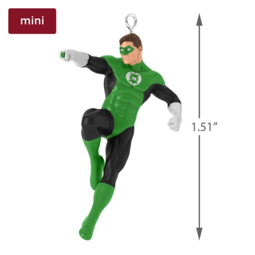 Hallmark - Keepsake Ornaments - 2019 - Green Lantern - 05