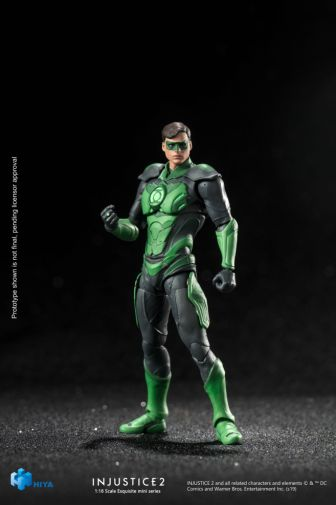 Hiya Toys - Injustice 2 - Green Lantern - 04