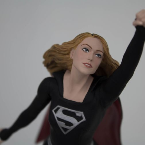 Icon Heroes - Supergirl - Dark Supergirl - SDCC 2019 Exclusive - 13