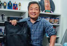 Jim Lee - Backpack - Kickstarter - 01