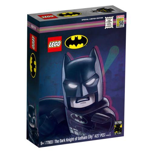 LEGO - 77903 - SDCC 2019 Exclusive Batman 80th Anniversary Set - 03