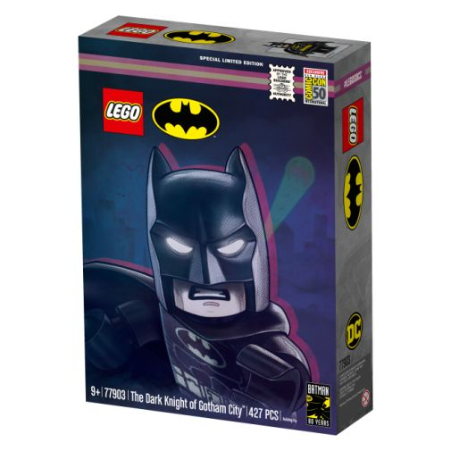 LEGO - 77903 - SDCC 2019 Exclusive Batman 80th Anniversary Set - 04