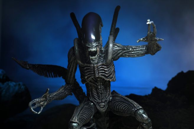 NECA - 2019 Convention Exclusives - Superman vs Alien 2-Pack - 21