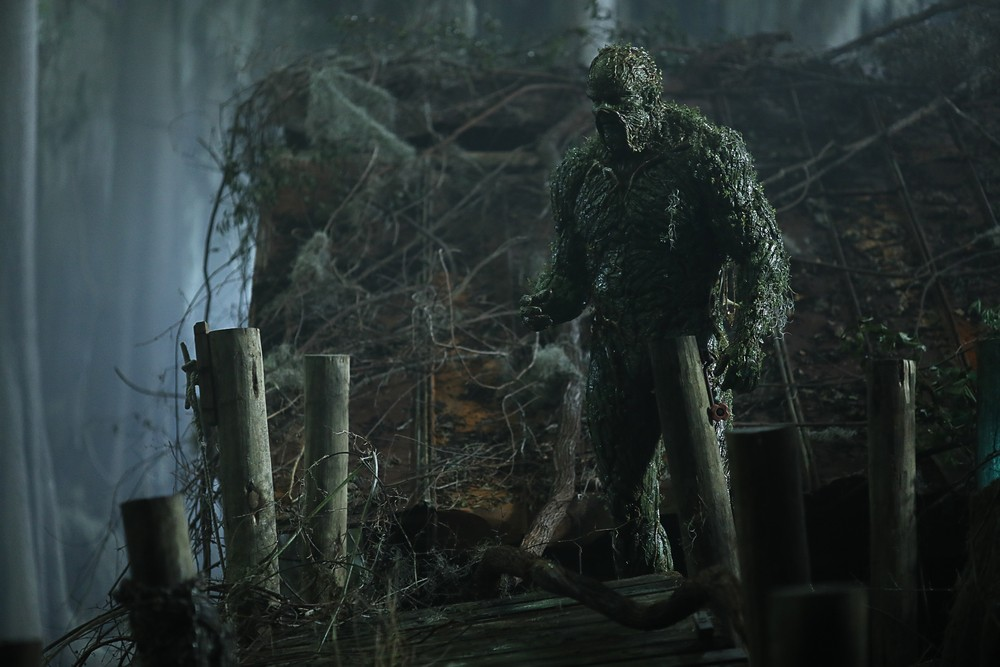 DC Universe's SWAMP THING Canceled