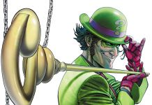 The Riddler - Comics - Featured - 01