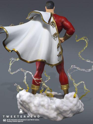 Tweeterhead - Shazam Statue - 05
