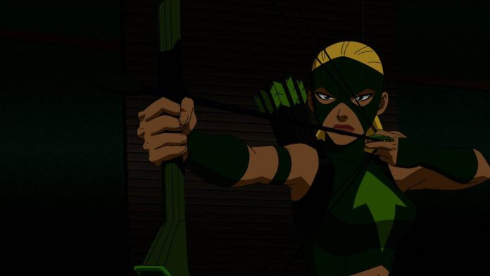 Young Justice - Characters - Artemis - 01