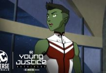 Young Justice Outsiders - Season 3 - Mid-season premiere trailer - 01