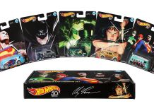 Alex Ross Hot Wheels Cars - Featured