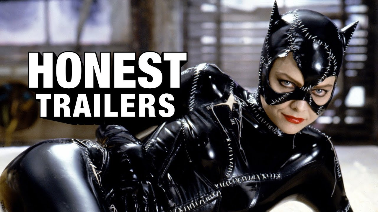 m.a.s.k movie 2019 trailer Batman Returns Honest Trailer Its A Movie For Kids