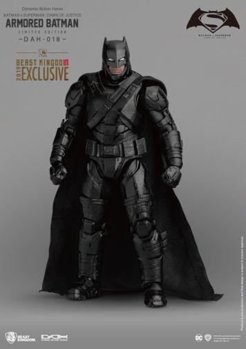 Beast Kingdom - SDCC 2019 Exclusives - DAH-018 - Batman V Superman Dawn of Justice Armored Batman - 01