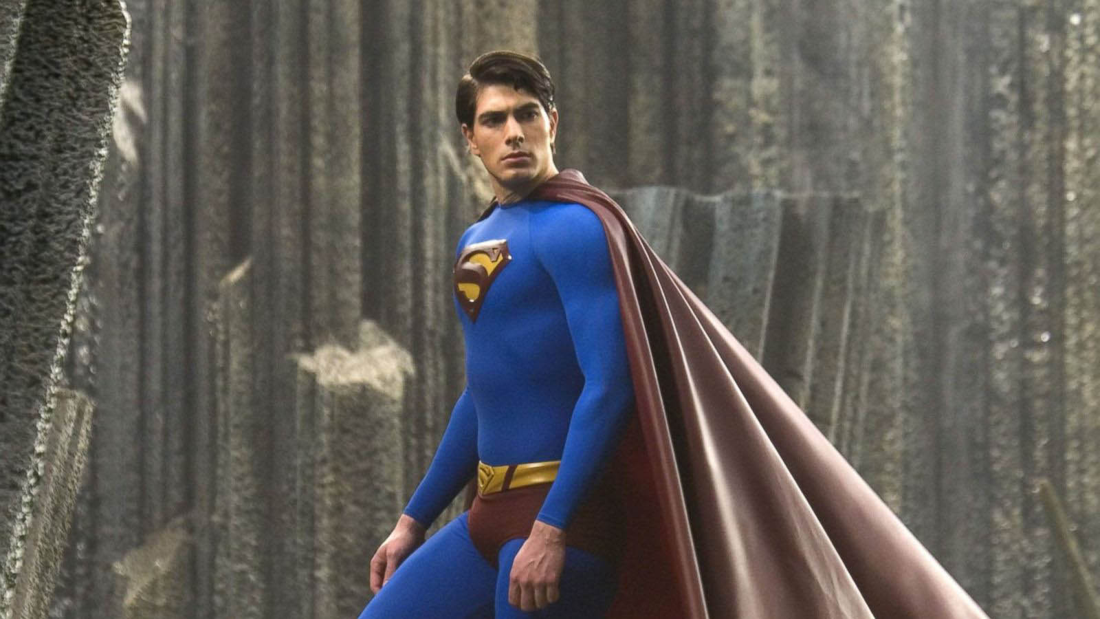 BRANDON ROUTH To Return as SUPERMAN