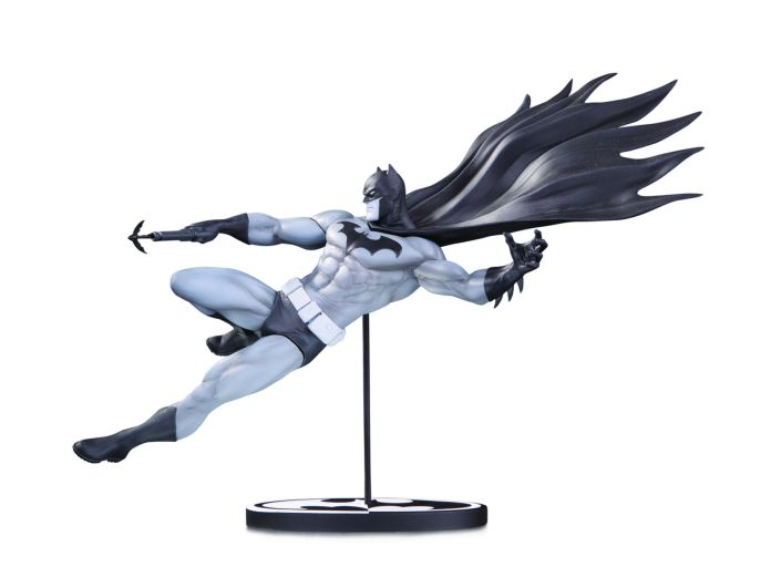 DC Collectibles - March 2020 - Black and White - Batman by Doug Manhke - 01