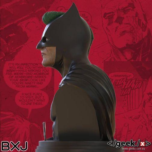 Geek X - Batman - BXJ Bust - 03