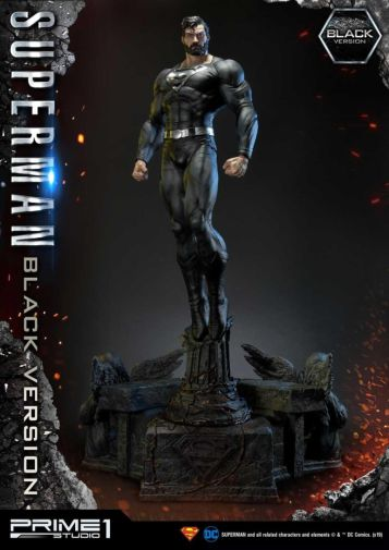 Prime 1 Studio - Superman - Black Version Superman - 05