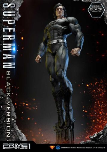 Prime 1 Studio - Superman - Black Version Superman - 25