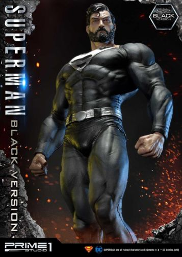 Prime 1 Studio - Superman - Black Version Superman - 26