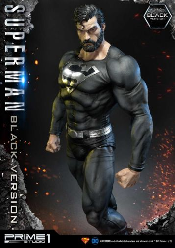 Prime 1 Studio - Superman - Black Version Superman - 37