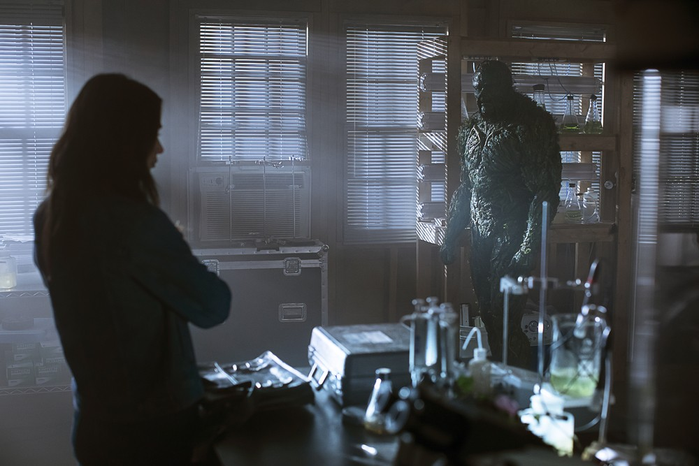"""Swamp Thing S01E06: """"The Price You Pay"""" – synopsis, photos, and"""