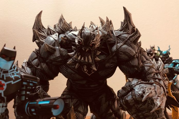 DC Collectibles Dark Nights Metal: The Devastator statue review