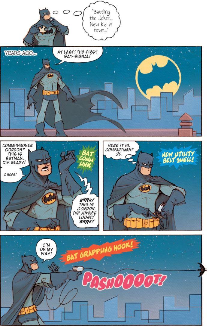 Dear Justice League review | Batman News