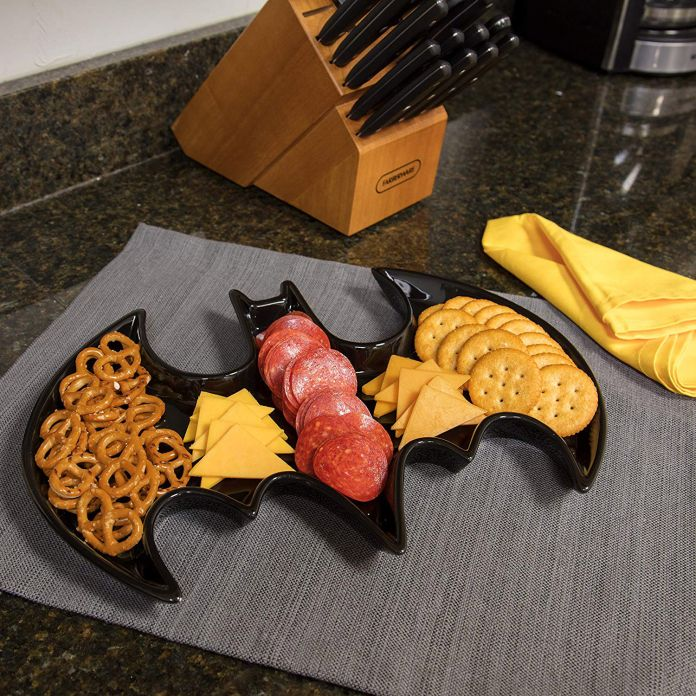 Batman serving platter