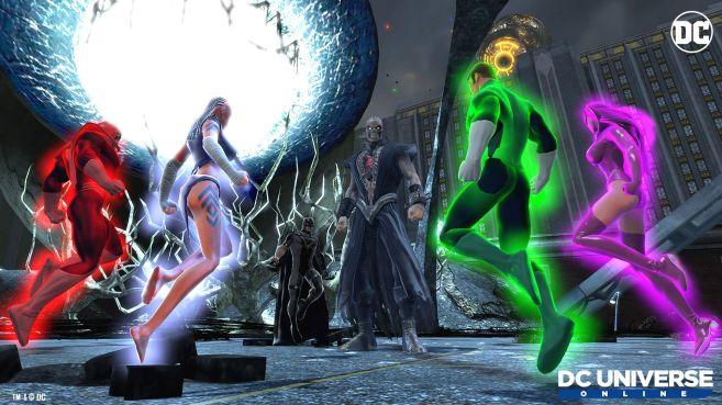 DC Universe Online - Nintendo Switch - 02