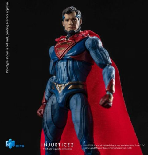Hiya Toys - Injustice 2 - Superman - Previews Exclusive - 01