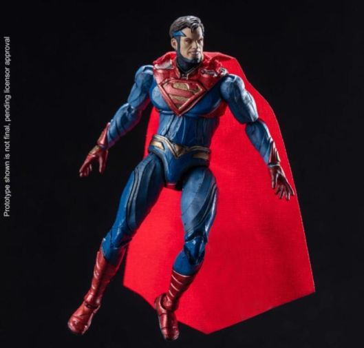 Hiya Toys - Injustice 2 - Superman - Previews Exclusive - 04