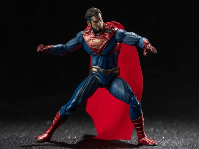 Hiya Toys - Injustice 2 - Superman - Previews Exclusive - 06