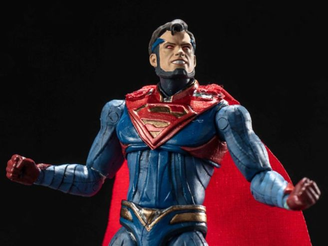 Hiya Toys - Injustice 2 - Superman - Previews Exclusive - 09