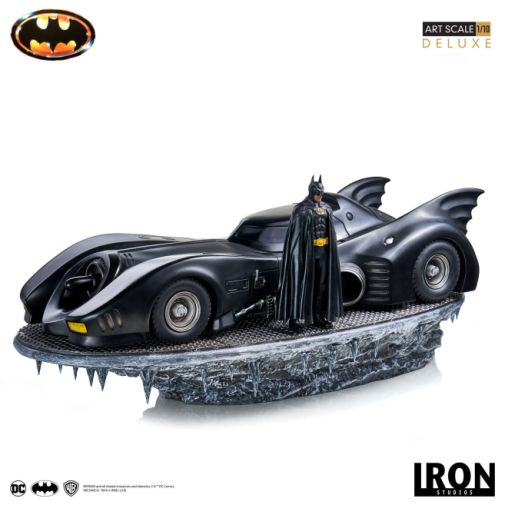 Iron Studios - Batman 1989 - 89 Batmobile - 02