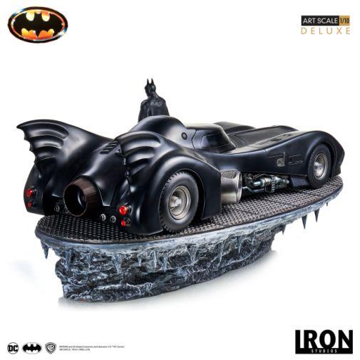 Iron Studios - Batman 1989 - 89 Batmobile - 06